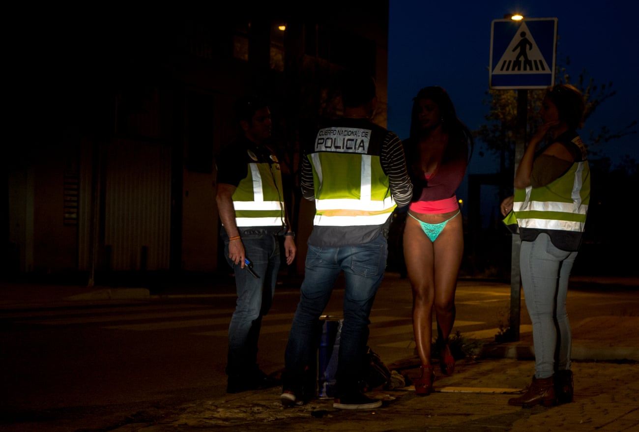 Tackling Spain's sex traffickers